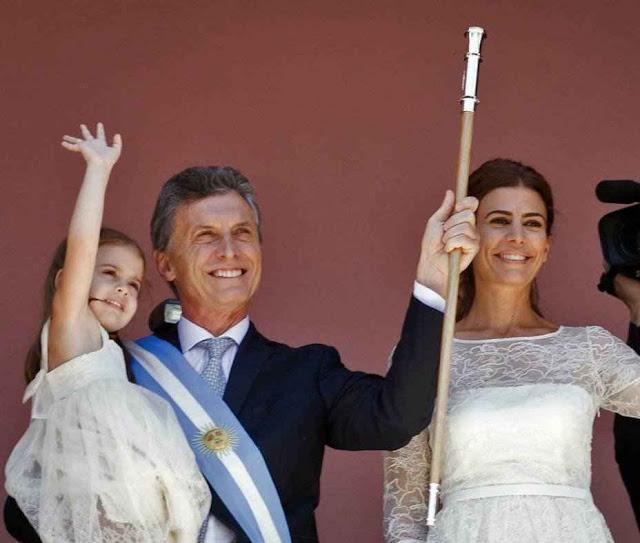 Macri prometeu outro estilo que os argentinos queriam há muito tempo.