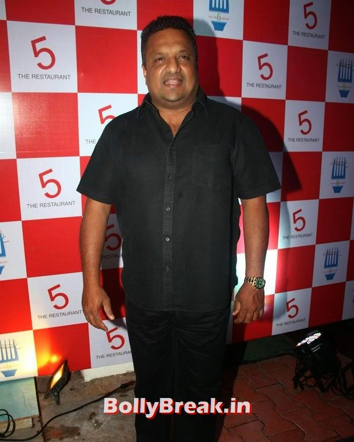 Sanjay Gupta, Preeti Jhangiani hot Photos from '5 - The Restaurant' Launch