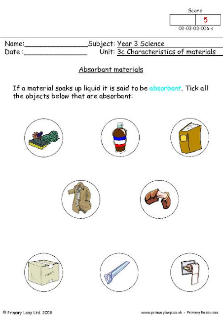 Science class test 2 revision worksheet ibookread Read Online