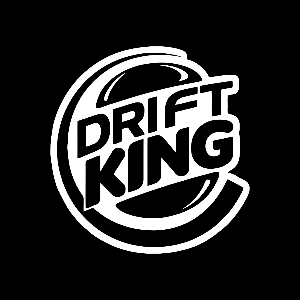 Drift King Free Download Vector CDR, AI, EPS and PNG Formats