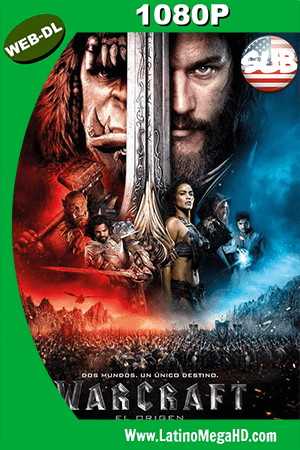Warcraft (2016) Subtitulada Web-Dl HD 1080p ()