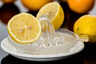 Zitronensaft entschlacken