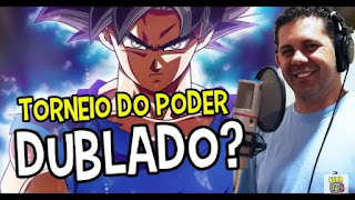Torneio do poder Dublado no Cartoon
