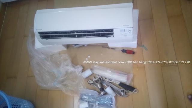 Lắp Máy lạnh treo tường Daikin 1HP – May lanh treo tuong cam kết hàng chính hãng – rẻ số 1 2