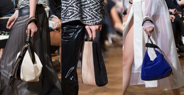 fashion show tas wanita