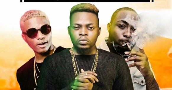Between Davido, Wizkid & Olamide: Who Has Recorded The Highest