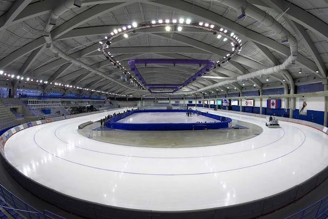 Olympic Oval em Calgary