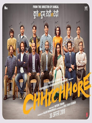 Chhichhore 2019 Hindi Pre-DVDRip 1.4Gb Download