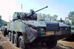 Indo Defence 2018: Pindad Lakukan Kerja Sama dengan Excalibur Army Ceko, Kembangan Kendaraan Tempur Pandur 8x8