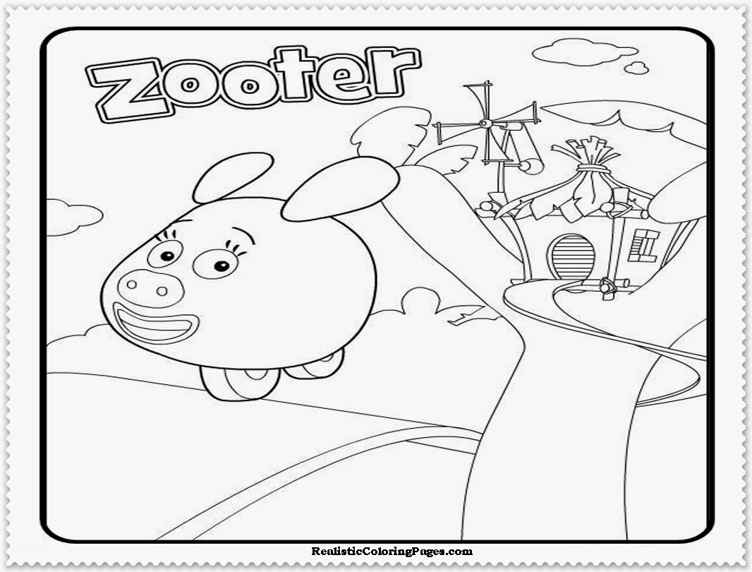 disney junior jungle junction coloring pages