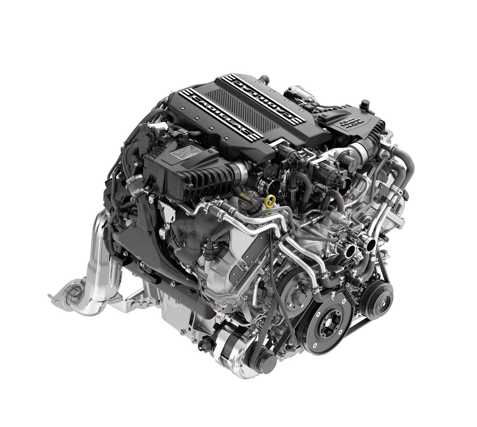 2019 Cadillac CT6 V-Sport, Avec Un V8 Biturbo