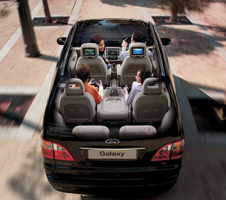Ford Galaxy Colours Length And Height Suv Cars