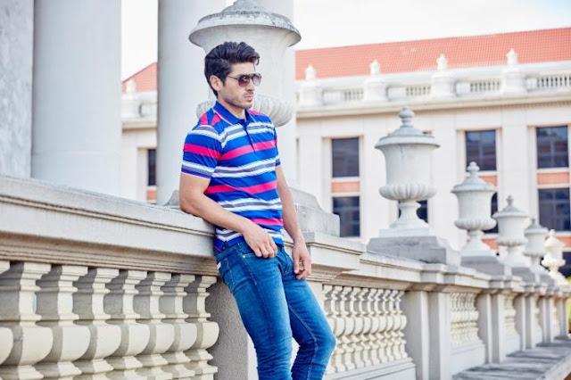 Polo-shirt-in-sunshine