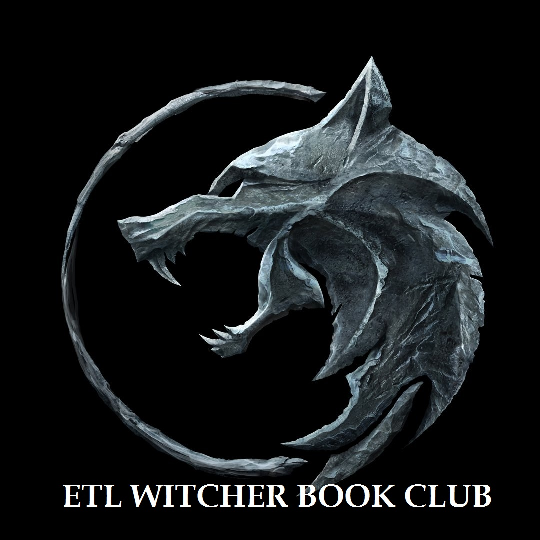 Witcher Book Club!