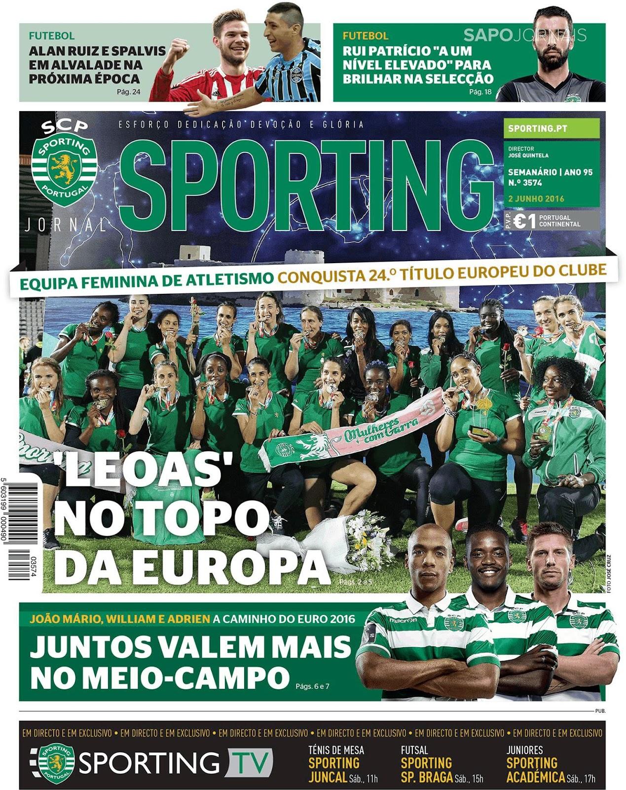 24º conquista - Taça dos Clubes campeões Europeus Pista de Atletismo (F) 2a09fe1e62c91