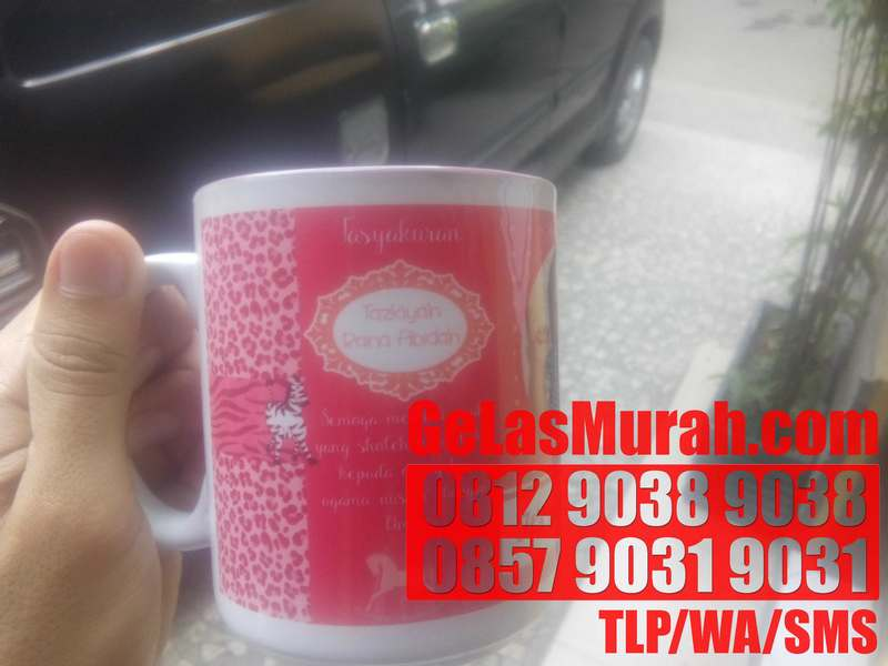 PRINT ON MUG AT HOME JAKARTA