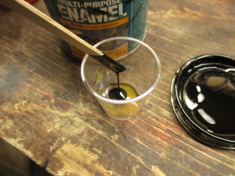 DIY Knifemaker's Info Center: Octagonal Wa Build