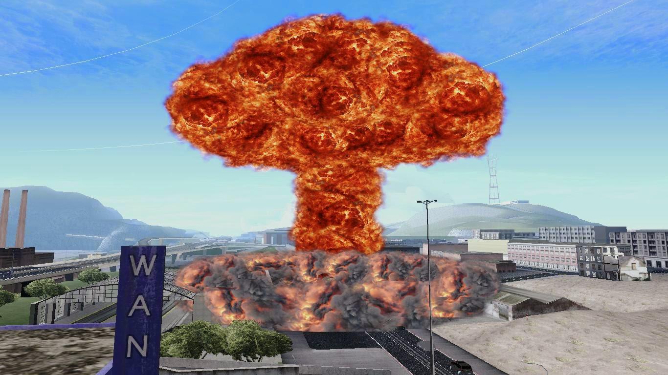 Bom Nuklir Gta San Andreas