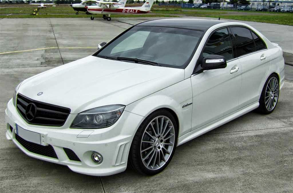 2008 Mercedes Benz W204 C63 Amg Powered By Avus Benztuning