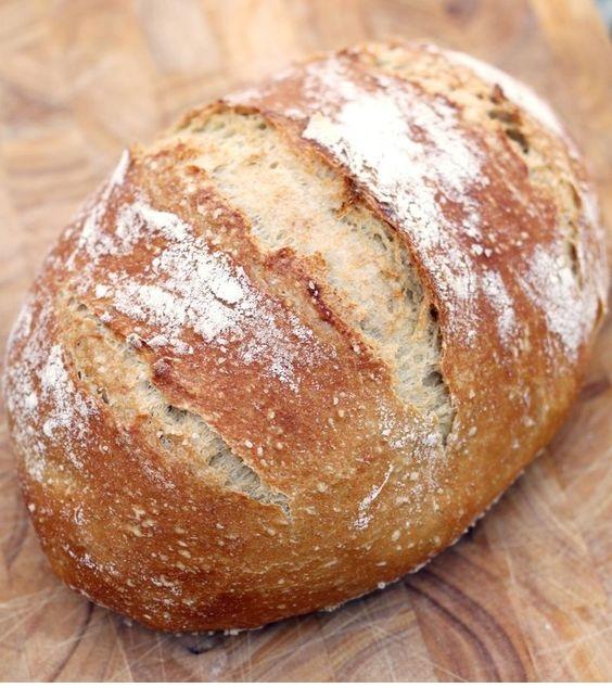 Super Simple Homemade Bread