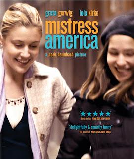 Mistress America (2015) – มีซ-ทเร็ซ อเมริกา [พากย์ไทย]