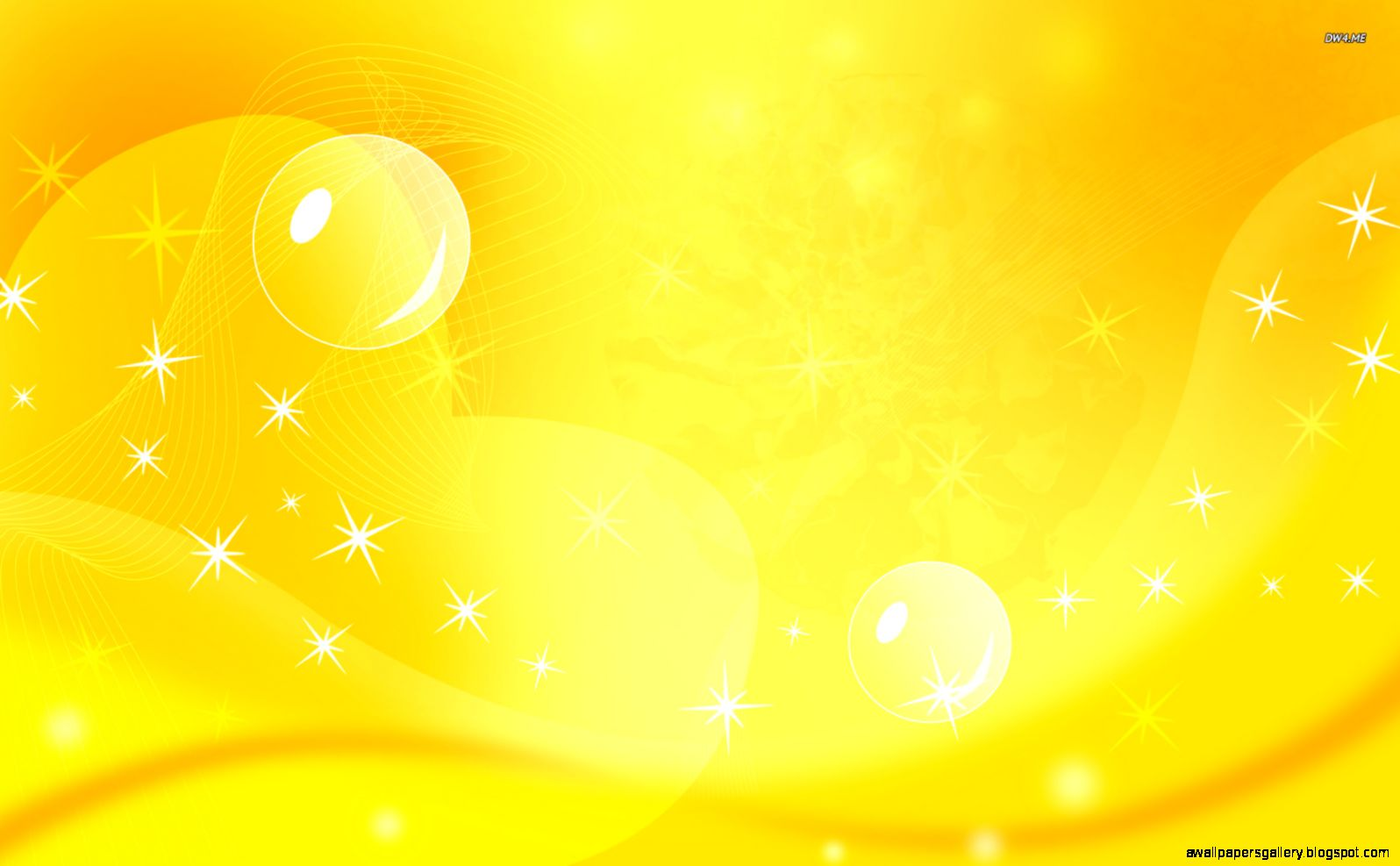 White And Yellow Abstract Wallpaper | Wallpapers Gallery