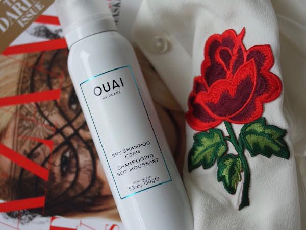 Review VIDEO: Ouai Dry Shampoo Foam