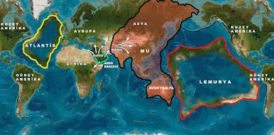 Resultado de imagen para el continente mu