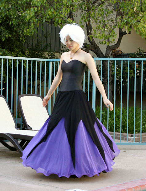 "Cation Design ""spur Of Moment"" Ursula Costume"