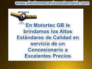 Taller Electromecanico Automotriz Renault
