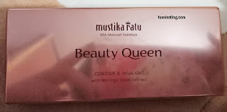 tampak depan mustika ratu beauty queen face sculpt contour & highlight