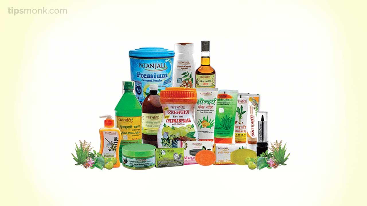 All 150+ Baba Ramdev ji Patanjali Ayurvedic products & medicines list - Tipsmonk