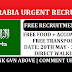 Urgently Required for Maintenance Project in Saudi Arabia | Apply Now