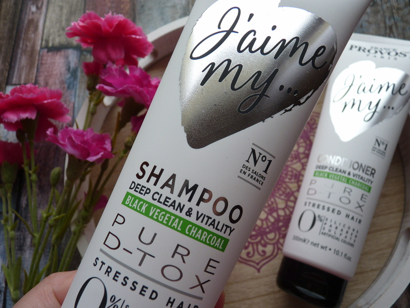 głębokie oczyszczanie i rewitalizacja włosów