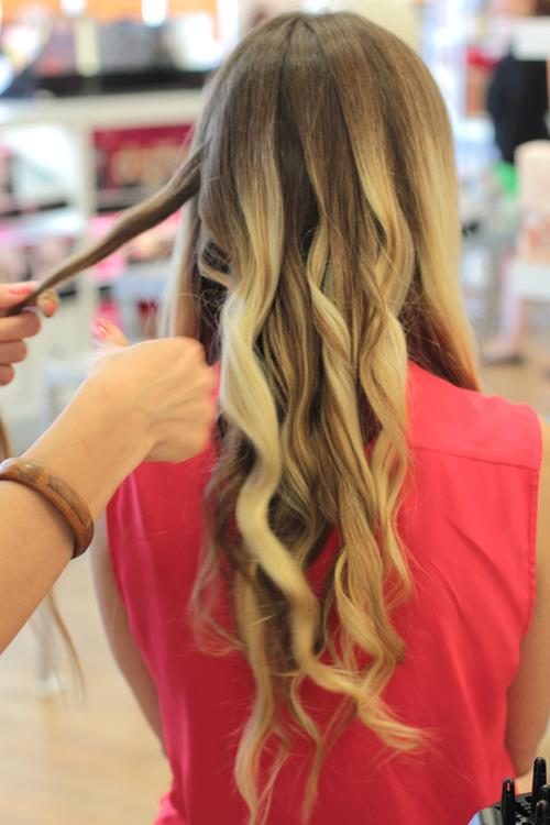 Ombre Hair Style Color And Extensions Fashion News And