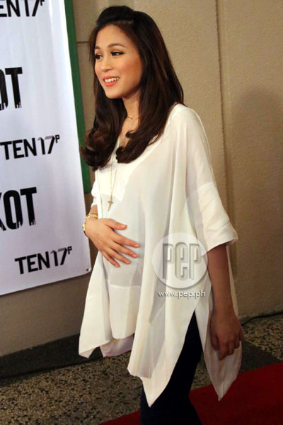 Look Who's Expecting: 10 Pregnant Celebrities - Fame Focus