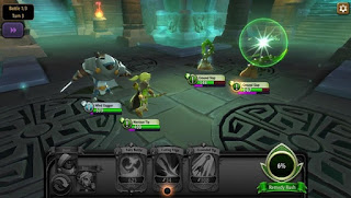 Download BattleHand RPG MOD APK