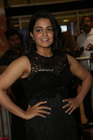Wamiqa Gabbi in a sleeveless Black Designer Transparent Gown at 64th Jio Filmfare Awards South ~  Exclusive 140.JPG