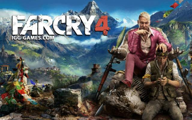 FAR CRY 4 GOLD EDITION V1.10-Repack Free Download