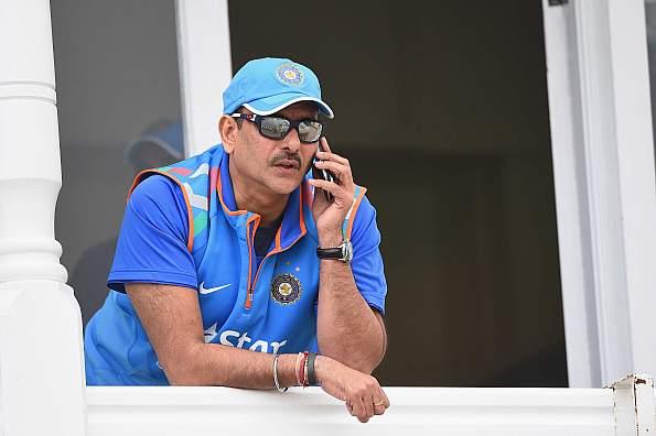 cricketer ravi shastri