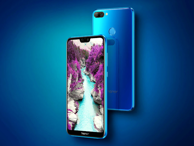 Huawei's Honor 9N launched: One more phone with a Notch