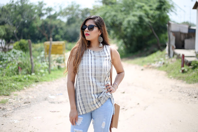 fashion, delhi fashion blogger, indian blogger, street style fashion fusion outfit, Chand Bali earring, indo western outfit, traditional jewelry, ripped jeans, linen top, chicuu, summer fashion trends,beauty , fashion,beauty and fashion,beauty blog, fashion blog , indian beauty blog,indian fashion blog, beauty and fashion blog, indian beauty and fashion blog, indian bloggers, indian beauty bloggers, indian fashion bloggers,indian bloggers online, top 10 indian bloggers, top indian bloggers,top 10 fashion bloggers, indian bloggers on blogspot,home remedies, how to