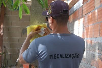 Operação conjunta da Fiscalização Municipal, Polícia Ambiental e Fundação Florestal resultou em oito ações no Boqueirão Sul