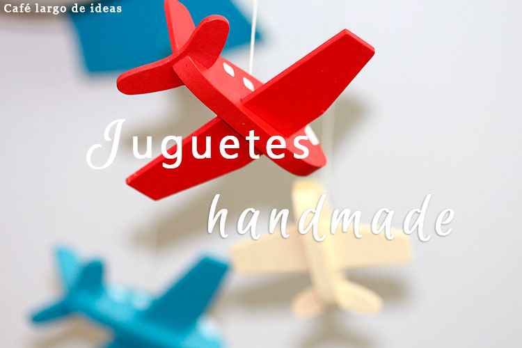 Spinner y otros juguetes handmade increíbles