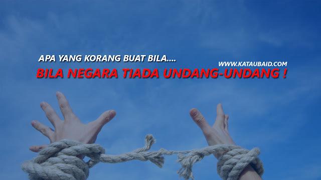 6 PERKARA GILA YANG RAKYAT MALAYSIA AKAN BUAT BILA NEGARA TIADA PERATURAN !