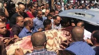 صور جنازة الفنان الأردني ياسر المصري، ظهر اليوم بعد صلاة الجمعة