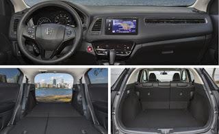 Fitur Lengkap dari Honda HR-V