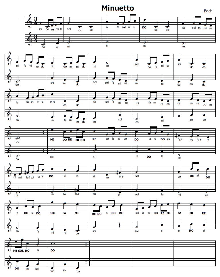 Musica e spartiti gratis per flauto dolce for Creatore di piano casa gratuito