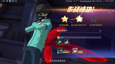 Tokyo Ghoul Dark War Apk Mod Versi Terbaru