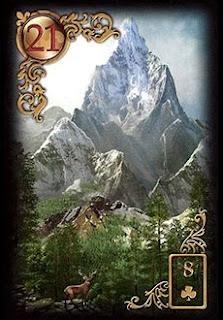 combinacoes carta montanha